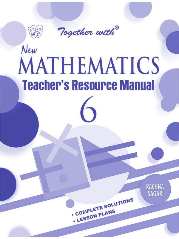Together with New Mathematics Solution/TRM for Class 6