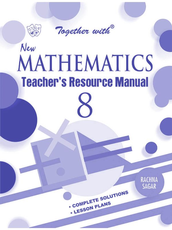 Together with New Mathematics Solution/TRM for Class 8