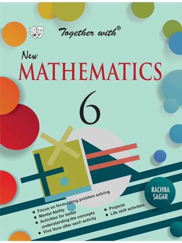 Together with New Mathematics for Class 6