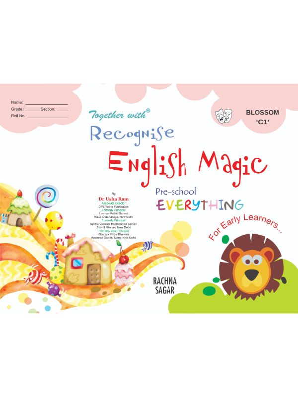 Together With Everything Blossoms C1 Recognise English Magic for Class UKG
