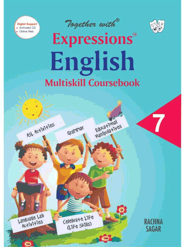 Together with Expressions English Multiskill Coursebook (MCB) for Class 7