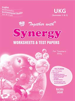 Together With Synergy Worksheets & Summative Assessments for Class UKG