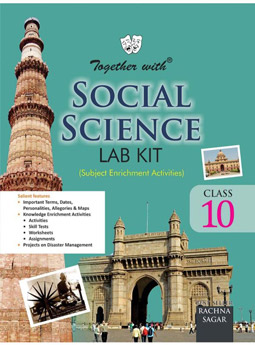 Together with Social Science Lab Kit for Class 10