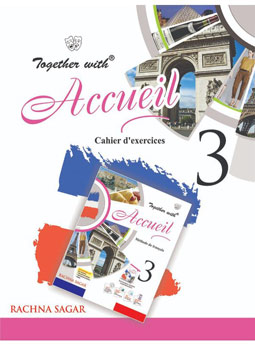 Together with Accueil Worksheets Level 3 for Class 8