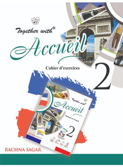 Together with Accueil Worksheets Level 2 for Class 7