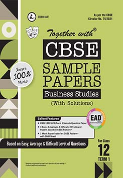 CBSE Business Studies Sample Papers for Class 12th (2021 Board Examination)