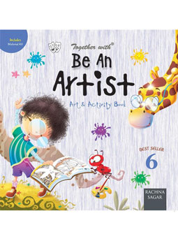 Together with Be An Artist for Class 6