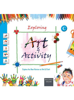 Together With Exploring Art & Activity C for Class UKG