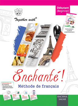 Together with Enchante Text Book Beginner for Class 3