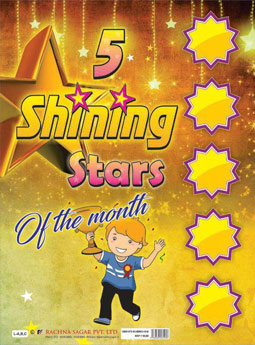 5 Shining Stars of the Month