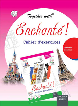 Together with Enchante Work Book Beginner for Class 3