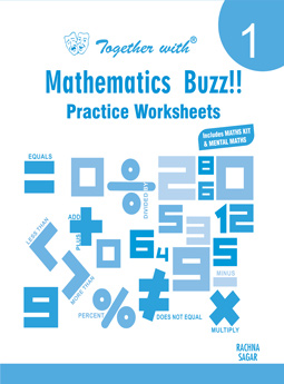 Together with Mathematic Buzz Practice Worksheets for Class 1