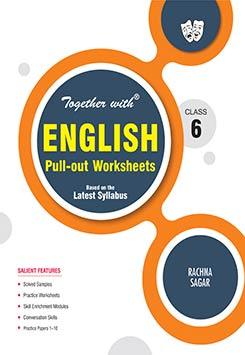 Together With English Pullout Worksheets for Class 6
