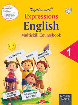 Together with Expressions English Multiskill Coursebook (MCB) for Class 1