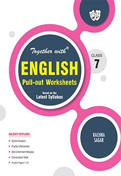 Together With English Pullout Worksheets for Class 7