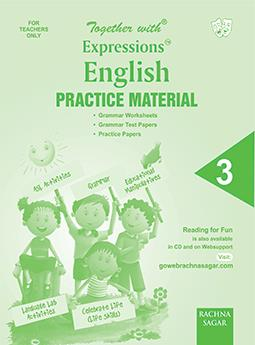 Together with Expressions English Worksheets for Class 3