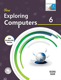Together with New Exploring Computers for Class 6