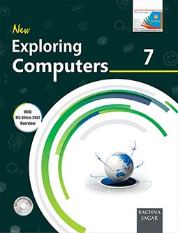 Together with New Exploring Computers for Class 7