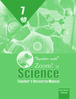 Together with Zoom In Science Solution/TRM for Class 7