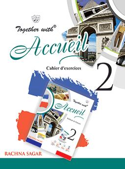 Together with Accueil Work Book Level 2 for Class 7