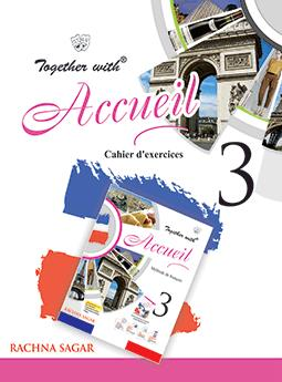 Together with Accueil Work Book Level 3 for Class 8