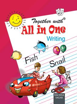 Together With All In One Writing for Class UKG