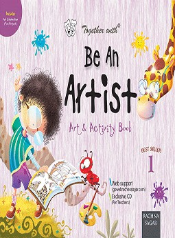 Together With Be An Artist for Class 1