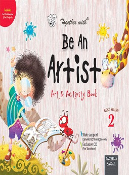 Together With Be An Artist for Class 2