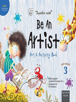 Together with Be An Artist for Class 3
