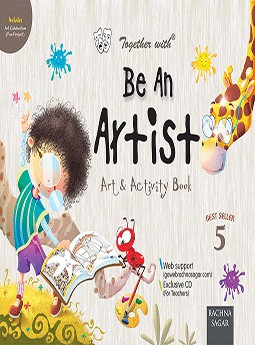 Together with Be An Artist for Class 5