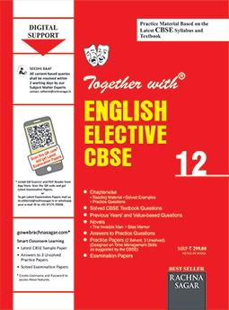 Together with English Elective Practice Material for Class 12