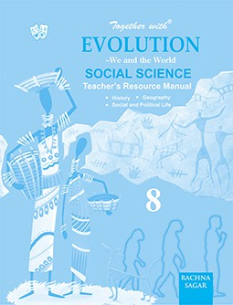 Together with Evolution Social Science Solution/TRM for Class 8