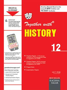 Together with History Practice Material for Class 12