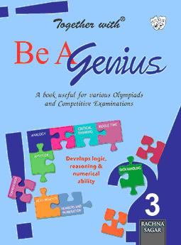 Together with Be A Genius for Class 3