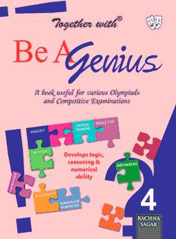 Together with Be A Genius for Class 4