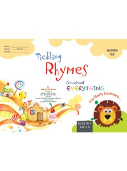 Together With Everything Bloom B1 Tickling Rhymes for Class LKG