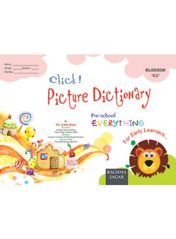 Together With Everything Blossoms C1 Click Picture Dictionary for Class UKG