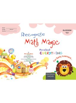 Together With Everything Blossoms C1 Recognise Math Magic for Class UKG