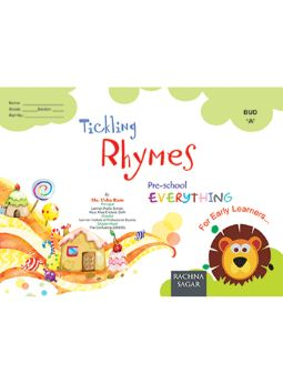 Together With Everything BUD A Tickling Rhymes for Class Nursery