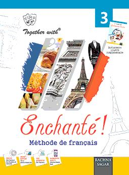 Together with Enchante Text Book 3 for Class 7