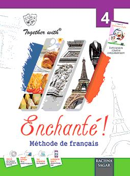 Together with Enchante Text Book 4 for Class 8