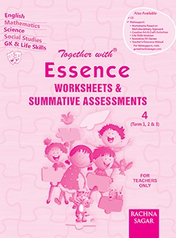 Together with Essence Worksheets for Class 4