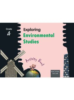 Together with Exploring Environmental Studies Activity Book for Class 4