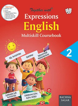 Together with Expressions English Multiskill Coursebook (MCB) for Class 2
