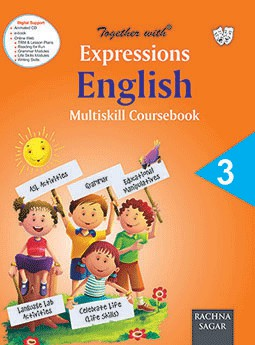 Together with Expressions English Multiskill Coursebook (MCB) for Class 3