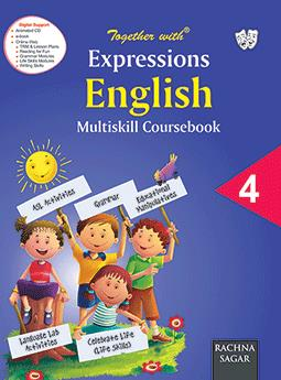 Together with Expressions English Multiskill Coursebook (MCB) for Class 4