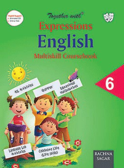 Together with Expressions English Multiskill Coursebook (MCB) for Class 6