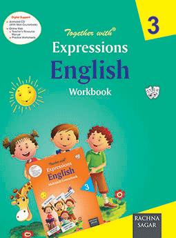 Together with Expressions English Work Book for Class 3