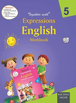 Together With Expressions English Work Book for Class 5