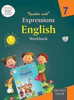 Together With Expressions English Work Book for Class 7